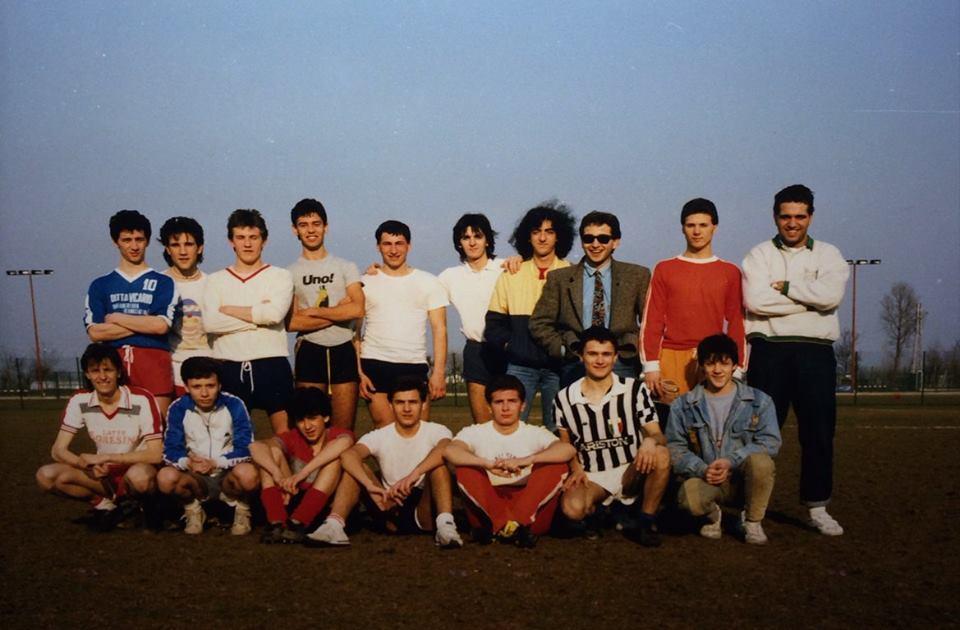 ITIS - Classe V°E anno scolastico 1985-1986
