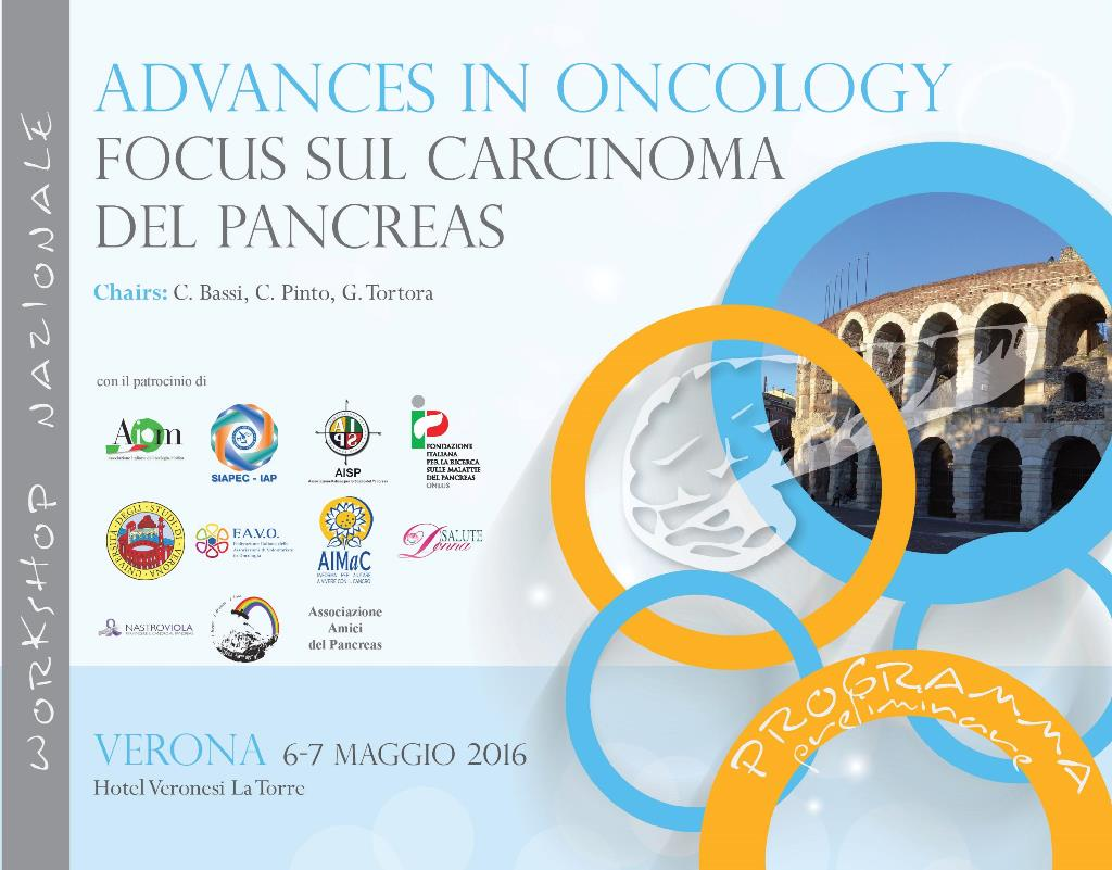 Focus sul carcinoma del pancreas