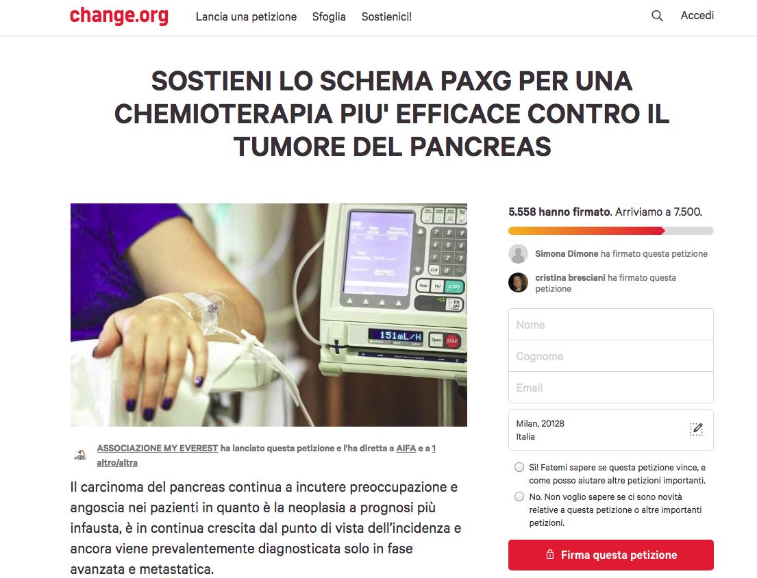 Schema PAXG: pubblicato lo studio sostenuto dalla nostra petizione